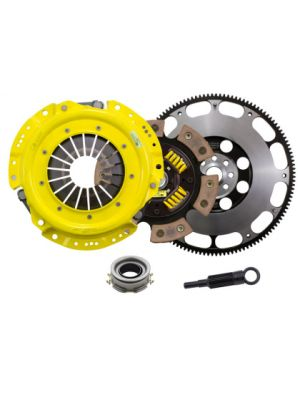 ACT 6 Puck Clutch w/Race Flywheel - FT86