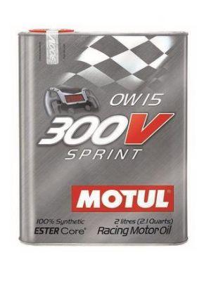 Motul 300V Synthetic-Ester Racing Oil 15w50 2L