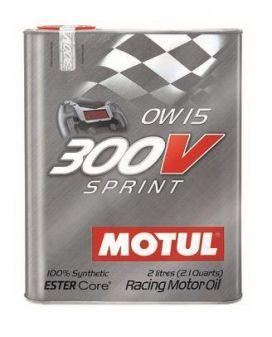 Motul 300V Synthetic-Ester Racing Oil 0w20 2L