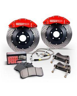StopTech ST-40 355 Big Brake Kit - BRZ/FR-S/GT86