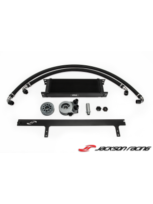 Jackson Racing Track Engine Oil Cooler Kit