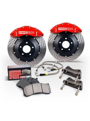 StopTech ST-40 355 Big Brake Kit - BRZ/FR-S/GT86